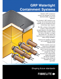 GRP Containment Systems