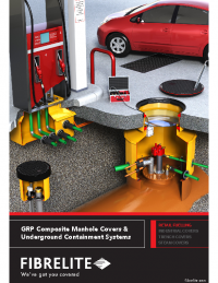 Composite Manhole Covers & Containment Systems for Retail Fuelling