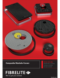 Composite Manhole Covers for Retail Fuelling