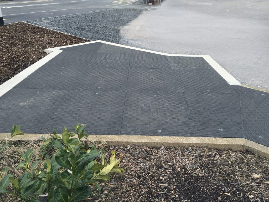 Covers supplied moulded to shape in the Fibrelite factory and supplied as a complete unit ready for installation