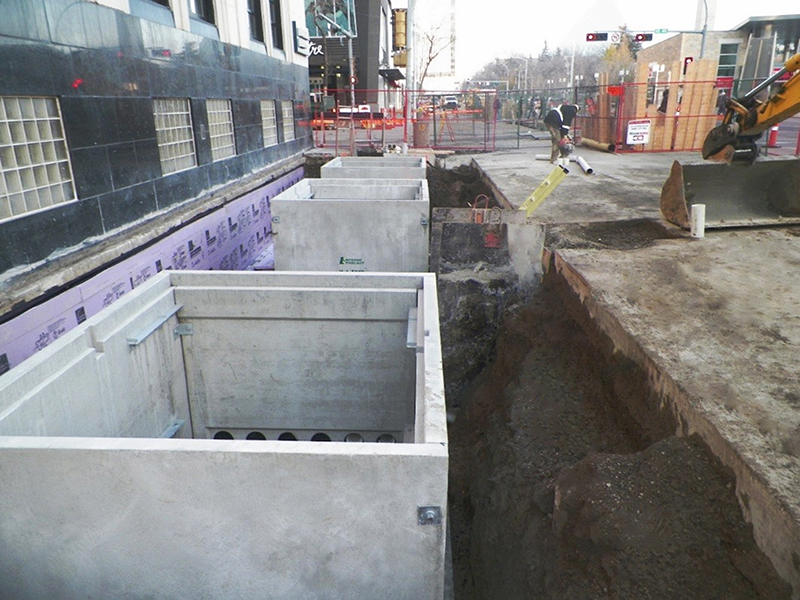Composite trench covers provide better protection against harsh weather elements year-round
