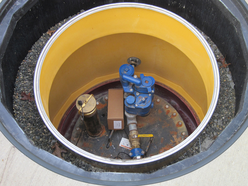 Fibrelite Turbine and Fill sumps
