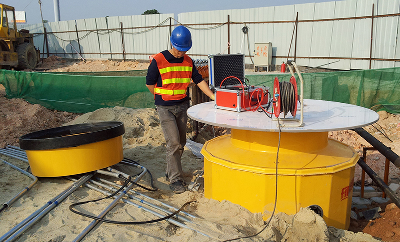 Vacuum tested tank sumps