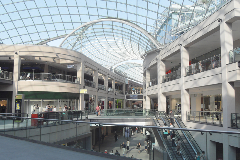 Major New Shopping Centre