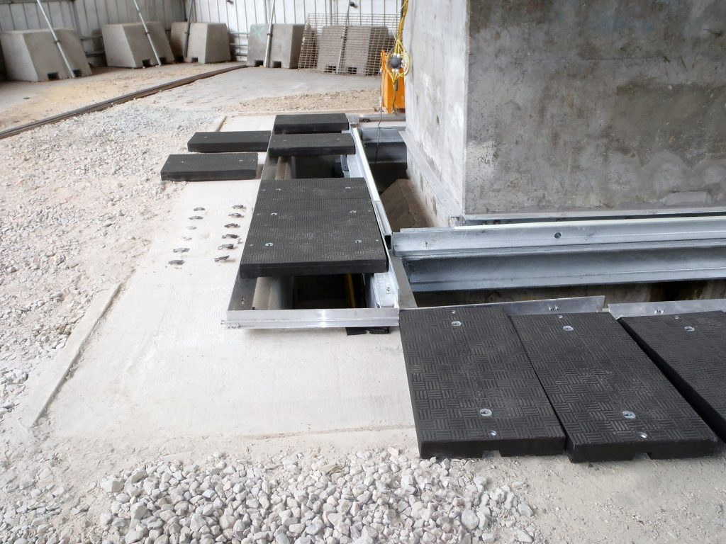 Bespoke composite trench covers designed with encapsulating frames
