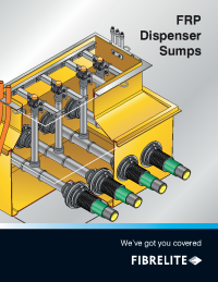 FRP Dispenser Sumps