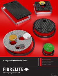 Composite Manhole Covers for Retail Fueling