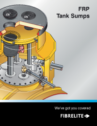 FRP Tank Sumps for Retail Fueling