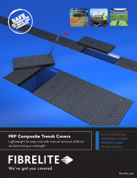 Composite Trench Covers