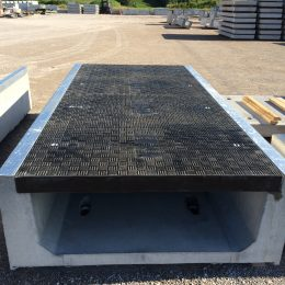 Trenwa's trenches incorporating Fibrelite covers are available in a variety of sizes