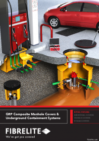 Composite Manhole Covers and Underground Containment Systems