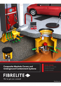 Composite Manhole Covers & Containment Systems for Retail Fueling