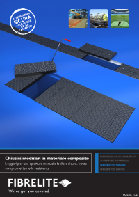 Chiusini Modulari in Materiale Composito