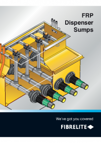 Fibrelite Dispenser Sumps Brochure US