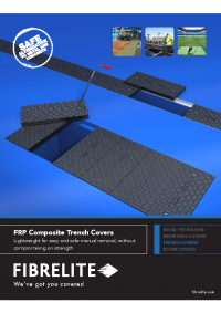 Fibrelite Trench Cover Brochure US