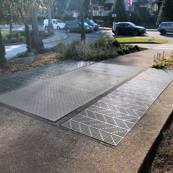 All Fibrelite covers are skid/slip resistant, providing a safe walking surface when wet or dry