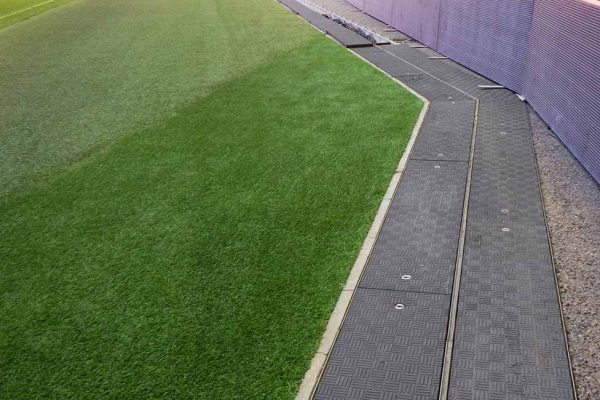 Fibrelite covers provide a superior anti-slip surface in both wet or dry conditions