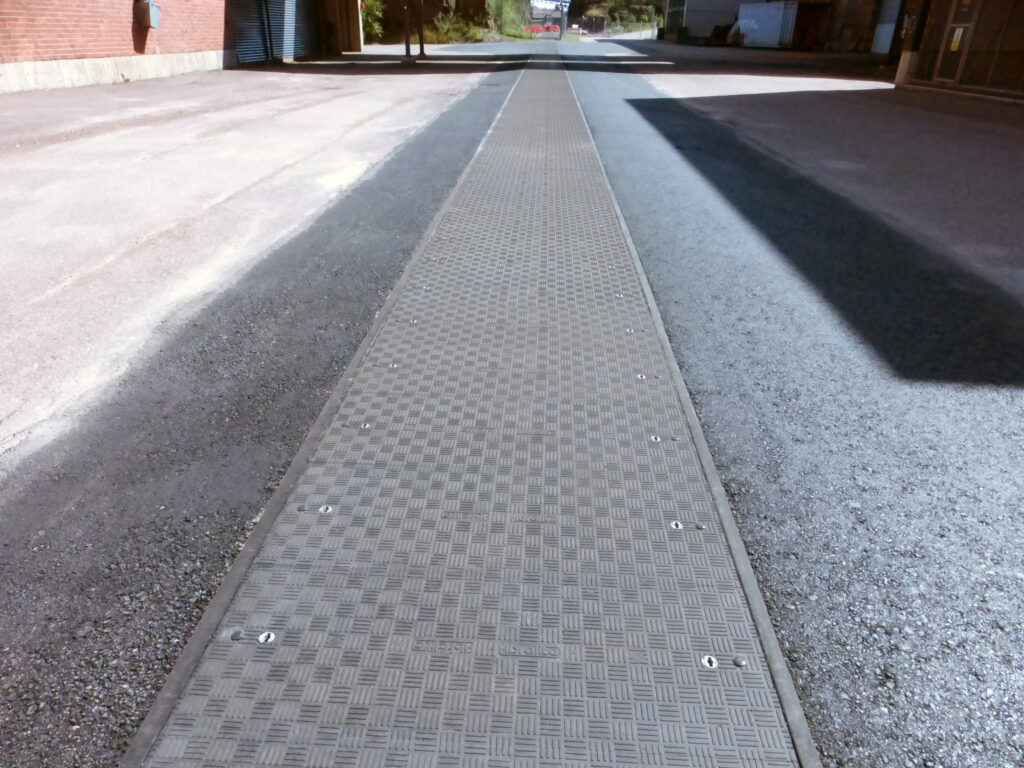 """Fibrelite covers are the perfect """"fit and forget"""" solution and can be bespoke made to fit precast concrete pits"""